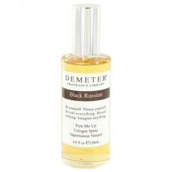 Image of   Demeter by Demeter - Black Russian Cologne Spray 120 ml - til kvinder
