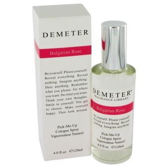 Image of   Demeter by Demeter - Bulgarian Rose Cologne Spray 120 ml - til kvinder