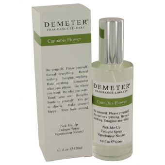 Image of   Demeter by Demeter - Cannibis Flower Cologne Spray 120 ml - til kvinder