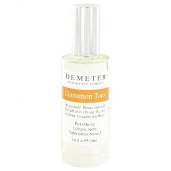 Image of   Demeter by Demeter - Cinnamon Toast Cologne Spray 120 ml - til kvinder