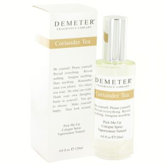 Image of   Demeter by Demeter - Coriander Tea Cologne Spray 120 ml - til kvinder