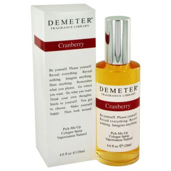 Image of   Demeter by Demeter - Cranberry Cologne Spray 120 ml - til kvinder