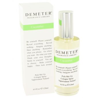Image of   Demeter by Demeter - Cucumber Cologne Spray 120 ml - til kvinder