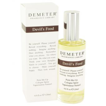 Image of   Demeter by Demeter - Devil's Food Cologne Spray 120 ml - til kvinder