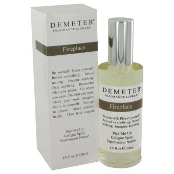 Image of   Demeter by Demeter - Fireplace Cologne Spray 120 ml - til kvinder