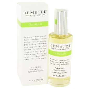 Image of   Demeter by Demeter - Geranium Cologne Spray 120 ml - til kvinder