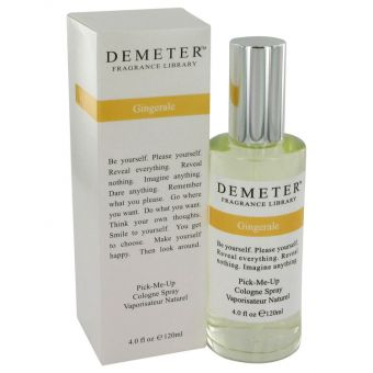 Image of   Demeter by Demeter - Gingerale Cologne Spray 120 ml - til kvinder