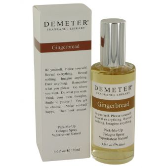 Image of   Demeter by Demeter - Gingerbread Cologne Spray 120 ml - til kvinder