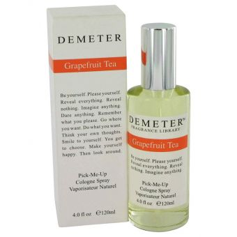 Image of   Demeter by Demeter - Grapefruit Tea Cologne Spray 120 ml - til kvinder