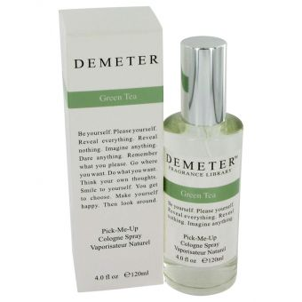 Image of   Demeter by Demeter - Green Tea Cologne Spray 120 ml - til kvinder