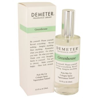 Image of   Demeter by Demeter - Greenhouse Cologne Spray 120 ml - til kvinder