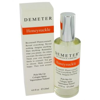 Image of   Demeter by Demeter - Honeysuckle Cologne Spray 120 ml - til kvinder