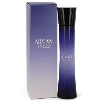 Image of   Armani Code by Giorgio Armani - Eau De Parfum Spray 50 ml - til kvinder