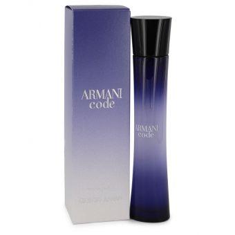 Image of   Armani Code by Giorgio Armani - Eau De Parfum Spray 75 ml - til kvinder