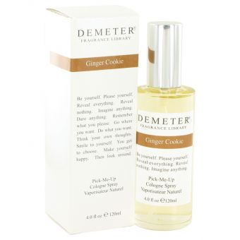 Image of   Demeter by Demeter - Ginger Cookie Cologne Spray 120 ml - til kvinder
