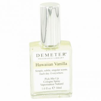 Image of   Demeter by Demeter - Hawaiian Vanilla Cologne Spray 30 ml - til kvinder
