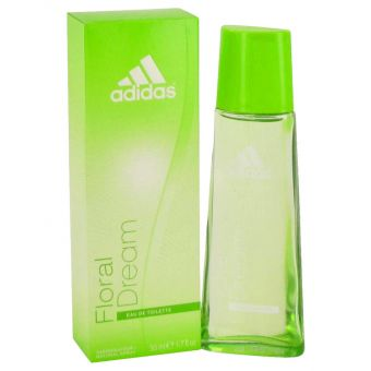 Image of   Adidas Floral Dream by Adidas - Eau De Toilette Spray 50 ml - til kvinder