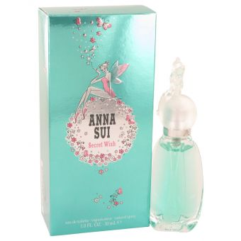Image of   Secret Wish by Anna Sui - Eau De Toilette Spray 30 ml - til kvinder