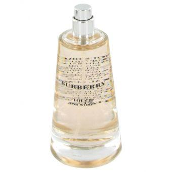 Image of   BURBERRY TOUCH by Burberry - Eau De Parfum Spray (Tester) 100 ml - til kvinder