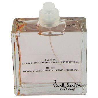 Image of   Paul Smith Extreme by Paul Smith - Eau De Toilette Spray (Tester) 100 ml - til kvinder