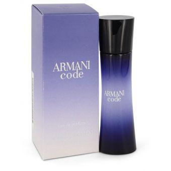 Image of   Armani Code by Giorgio Armani - Eau De Parfum Spray 30 ml - til kvinder