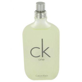 Image of   CK ONE by Calvin Klein - Eau De Toilette Spray (Unisex Tester) 195 ml - til kvinder