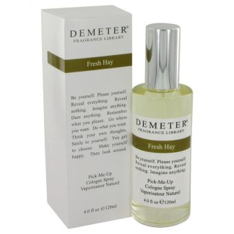 Image of   Demeter by Demeter - Fresh Hay Cologne Spray 120 ml - til kvinder