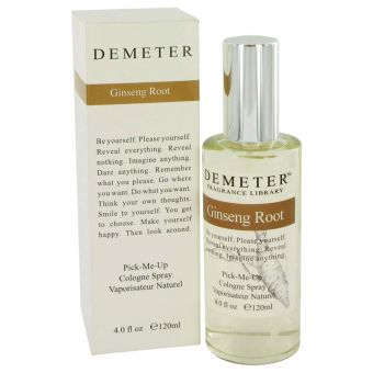 Image of   Demeter by Demeter - Ginseng Root Cologne Spray 120 ml - til kvinder
