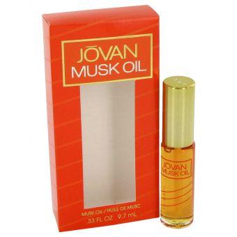Image of   JOVAN MUSK by Jovan - Oil with Applicator .10 ml - til kvinder