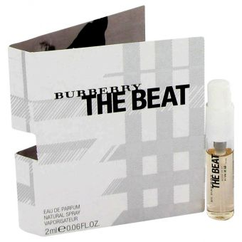 Image of   The Beat by Burberry - Vial (sample) .2 ml - til kvinder