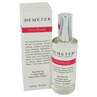 Image of   Demeter by Demeter - Cherry Blossom Cologne Spray 120 ml - til kvinder
