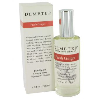 Image of   Demeter by Demeter - Fresh Ginger Cologne Spray 120 ml - til kvinder