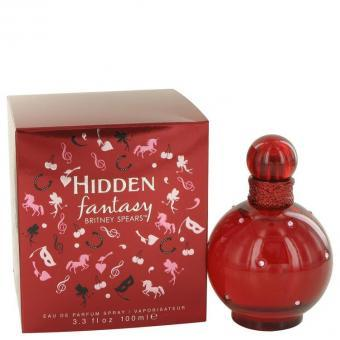 Image of   Hidden Fantasy by Britney Spears - Eau De Parfum Spray 100ml - til kvinder