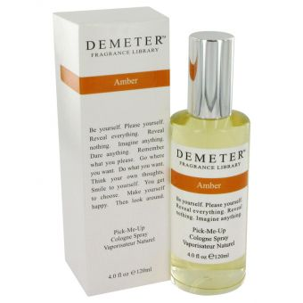 Image of   Demeter by Demeter - Amber Cologne Spray 120 ml - til kvinder