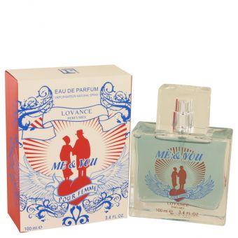Image of   Me & You by Lovance - Eau De Parfum Spray 100 ml - til kvinder