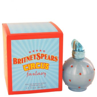 Image of   Circus Fantasy by Britney Spears - Eau De Parfum Spray 50 ml - til kvinder