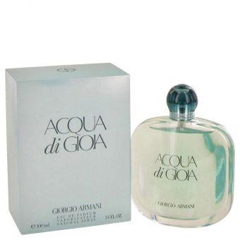 Image of   Acqua Di Gioia by Giorgio Armani - Eau De Parfum Spray 100 ml - til kvinder