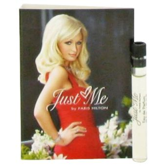 Image of   Just Me Paris Hilton by Paris Hilton - Vial (sample) .1 ml - til kvinder