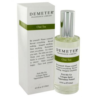 Image of   Demeter by Demeter - Chai Tea Cologne Spray 120 ml - til kvinder