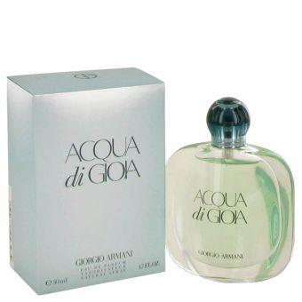 Image of   Acqua Di Gioia by Giorgio Armani - Eau De Parfum Spray 50 ml - til kvinder