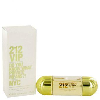 Image of   212 Vip by Carolina Herrera - Eau De Parfum Spray 30 ml - til kvinder