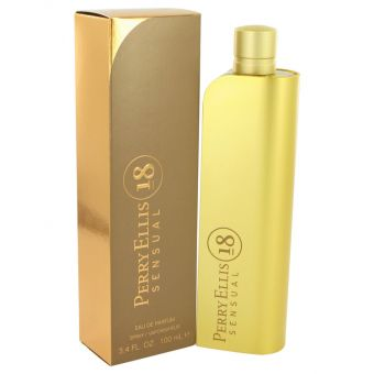 Image of   Perry Ellis 18 Sensual by Perry Ellis - Eau De Parfum Spray 100 ml - til kvinder