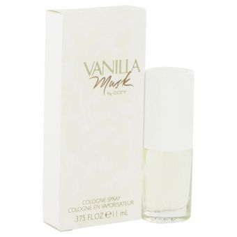 Image of   Vanilla Musk by Coty - Cologne Spray .11 ml - til kvinder
