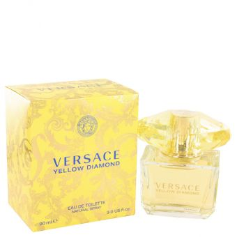 Versace Yellow Diamond by Versace - Eau De Toilette Spray 90 ml - til kvinder