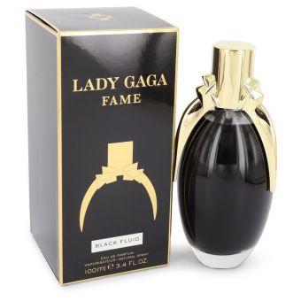Lady Gaga Fame Black Fluid by Lady Gaga - Eau De Parfum Spray 100 ml - til kvinder