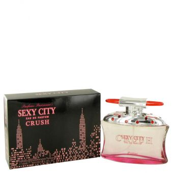 Image of   Sex In The City Crush by Unknown - Eau De Parfum Spray (New Packaging) 100 ml - til kvinder