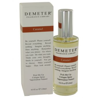 Image of   Demeter by Demeter - Caramel Cologne Spray 120 ml - til kvinder