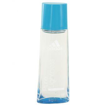 Image of   Adidas Pure Lightness by Adidas - Eau De Toilette Spray (unboxed) 50 ml - til kvinder