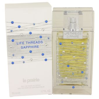Image of   Life Threads Sapphire by La Prairie - Eau De Parfum Spray 50 ml - til kvinder
