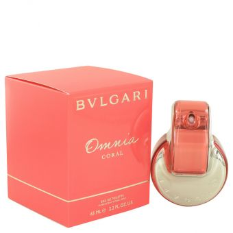 Image of   Omnia Coral by Bvlgari - Eau De Toilette Spray 65 ml - til kvinder